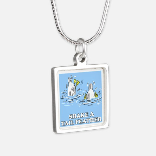 Shake a Tail Feather Necklaces