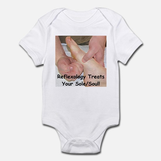 Reflexology Sole/Soul Infant Bodysuit