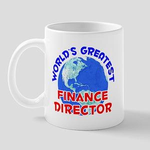 World's Greatest Finan.. (E) Mug
