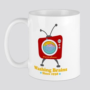 Washing Brains - Since 1938 Mug