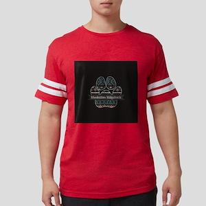 Rhodesian Ridgeback Mens Football Shirt