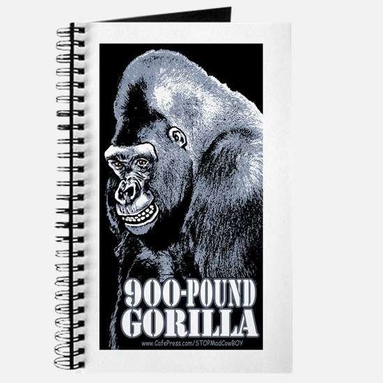 900 Pound Gorilla Journal