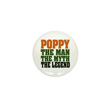 Poppy - The Legend Mini Button (100 pack)