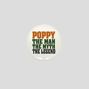 Poppy - The Legend Mini Button