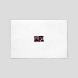 civil-war 4' x 6' Rug