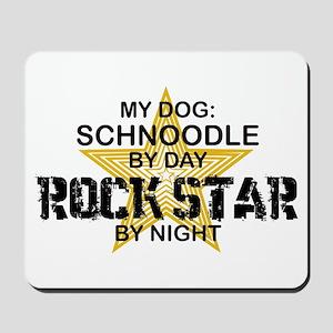Schnoodle RockStar Mousepad