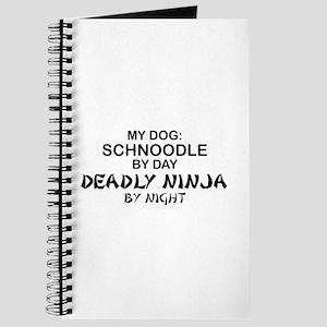 Schnoodle Deadly Ninja Journal