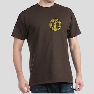 National Guard Retired<BR> Dark T-Shirt 9