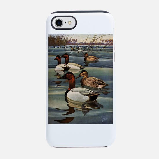 Canvasback Ducks iPhone 8/7 Tough Case