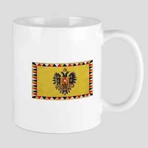 Habsburg Empire Banner Mugs