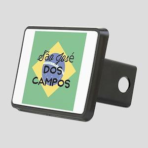 São José dos Campos Rectangular Hitch Cover