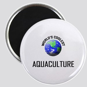 World's Coolest AQUACULTURE Magnet