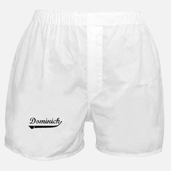 Dominick (vintage) Boxer Shorts