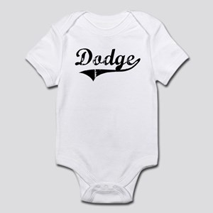 Dodge (vintage) Infant Bodysuit