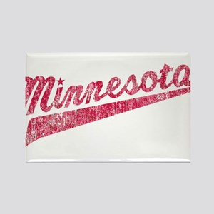 Faded Minnesota Magnets