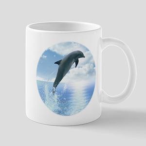 Daybreak Dolphin Mug