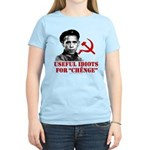 Ché Obama Useful Idiots Women's Light T-Shirt