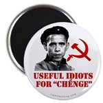 Ché Obama Useful Idiots Magnet