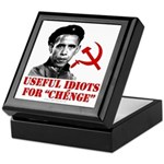 Ché Obama Useful Idiots Keepsake Box