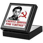 Ché Obama Useful Idiots Keepsake Box