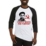 Ché Obama Useful Idiots Baseball Jersey