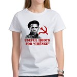 Ché Obama Useful Idiots Women's T-Shirt