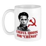 Ché Obama Useful Idiots Mug