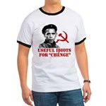 Ché Obama Useful Idiots Ringer T