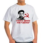 Ché Obama Useful Idiots Light T-Shirt