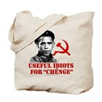 Ché Obama Useful Idiots Tote Bag