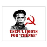 Ché Obama Useful Idiots Small Poster