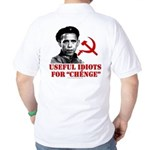 Ché Obama Useful Idiots Golf Shirt