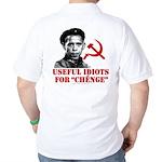 Ché Obama Useful Idiots Golf Shirt