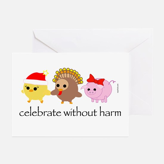 Celebrate Without Harm Greeting Cards (Pk of 20)