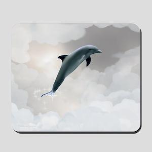Celestial Dolphin Mousepad