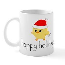 Soychick Holiday Mug