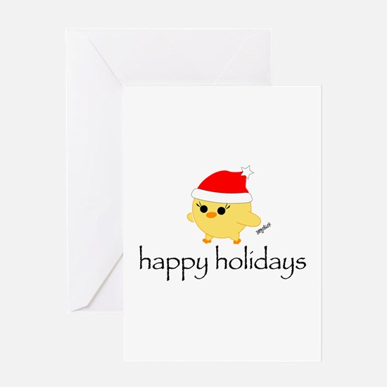 Soychick Holiday Greeting Card