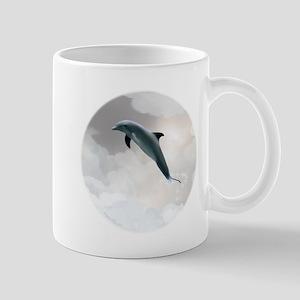 Celestial Dolphin Mug