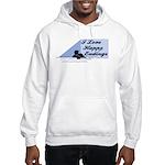 I Love Happy Endings Hooded Sweatshirt