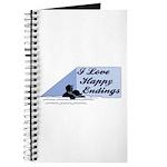 I Love Happy Endings Journal
