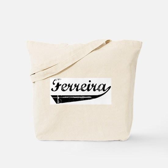 Ferreira (vintage) Tote Bag