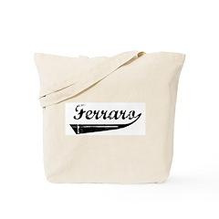 Ferraro (vintage) Tote Bag
