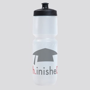 phinished Sports Bottle