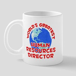 World's Greatest Human.. (F) Mug