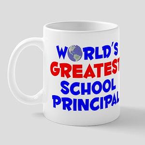 World's Greatest Schoo.. (A) Mug