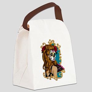 SWEET SUGAR Canvas Lunch Bag