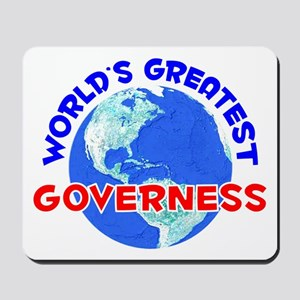 World's Greatest Gover.. (E) Mousepad
