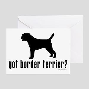 got border terrier? Greeting Cards (Pk of 20)