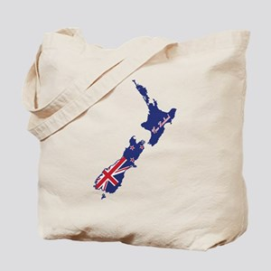 Cool New Zealand Tote Bag