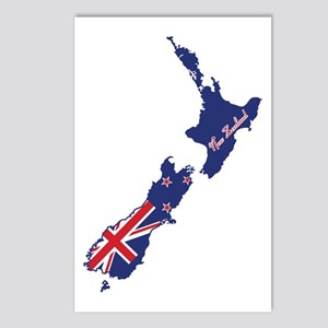 Cool New Zealand Postcards (Package of 8)